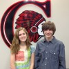 2 students recognized at tri-state science fair