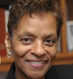 Regina Horton Lewis will be honored March 21 for exhibiting the positive qualities of Rebecca Lukens.