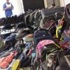 Some of the backpacks donated for the 2015 event — donations for the 2016 event on Aug. 19 are still being welcomed.