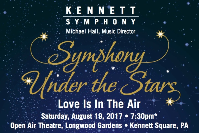 What To Do Symphony Under The Stars At Longwood The Coatesville Times