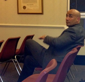 Ozzie Feliciano told City Council that