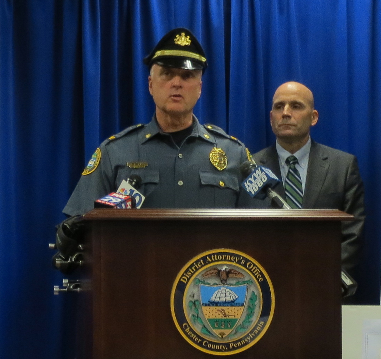 D A : 'Simple case of good cop gone bad' | The Coatesville Times
