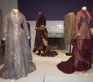 """""""Profiles: Chester County Clothing of the 1800s,"""" the first comprehensive interpretation of 19th-century Chester County garb and the people behind it, opened Friday at the Chester County Historical Society."""