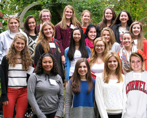 The 2013 Girls Advisory Board Class of the Chester County Fund for Women and Girls announced its selection of eight grant recipients.