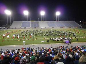West_Chester_University_of_Pennsylvania_Golden_Rams_Performance