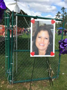 Jacinda Miller's legacy lives on — funds raised from Sunday will be put toward her sons' college educations and this year, a portion will also be donated to the Domestic Violence Center of Chester County. There will also be a scholarship and an award, each given to a deserving senior at Coatesville Area Senior High School in her name.