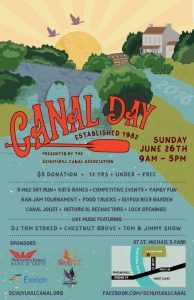 Canal-Day-Poster