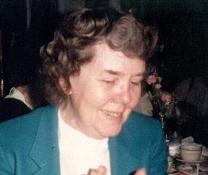 Mary M Scott