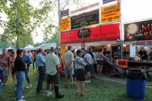 The New Holland Summerfest takes place this weekend.