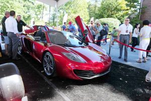 This 20th Annual Radnor Hunt Concours d'Elegance is this weekend.