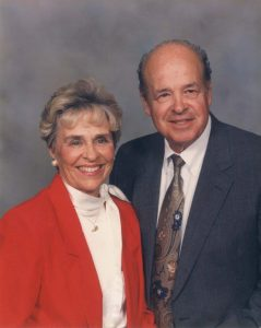 Nancy and David Knauer