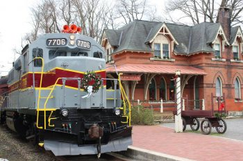 The West Chester Rail Road.